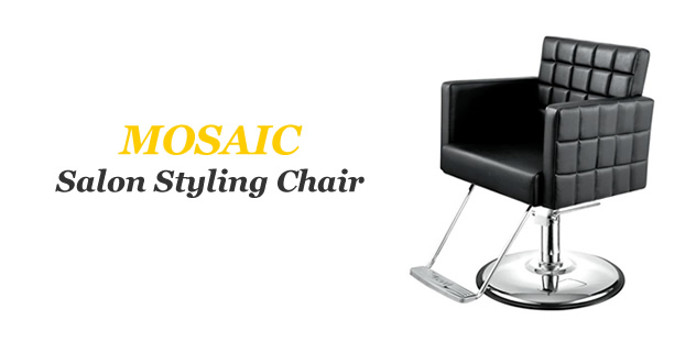 Mosaic Hair Dressing Chair, Hair Salon Equipment Suppliers