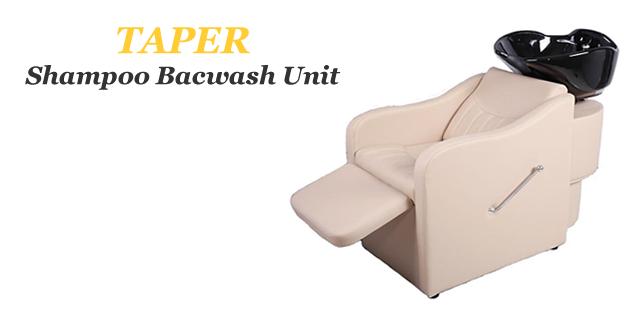 Taper Shampoo Bowls, Backwash Shampoo Systems, Shampoo Backwash Units