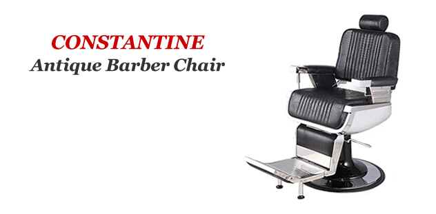 Constantine Barber Chairs, Barbershop Furniture, Barbershop Equipment