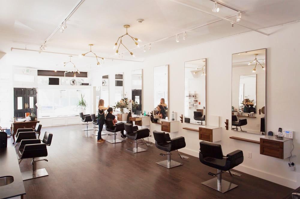 hair salon equipment near san francisco