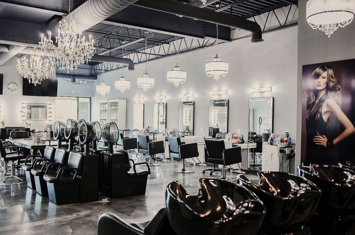 hair salon chairs near Atlanta, hair salon furniture near Atlanta