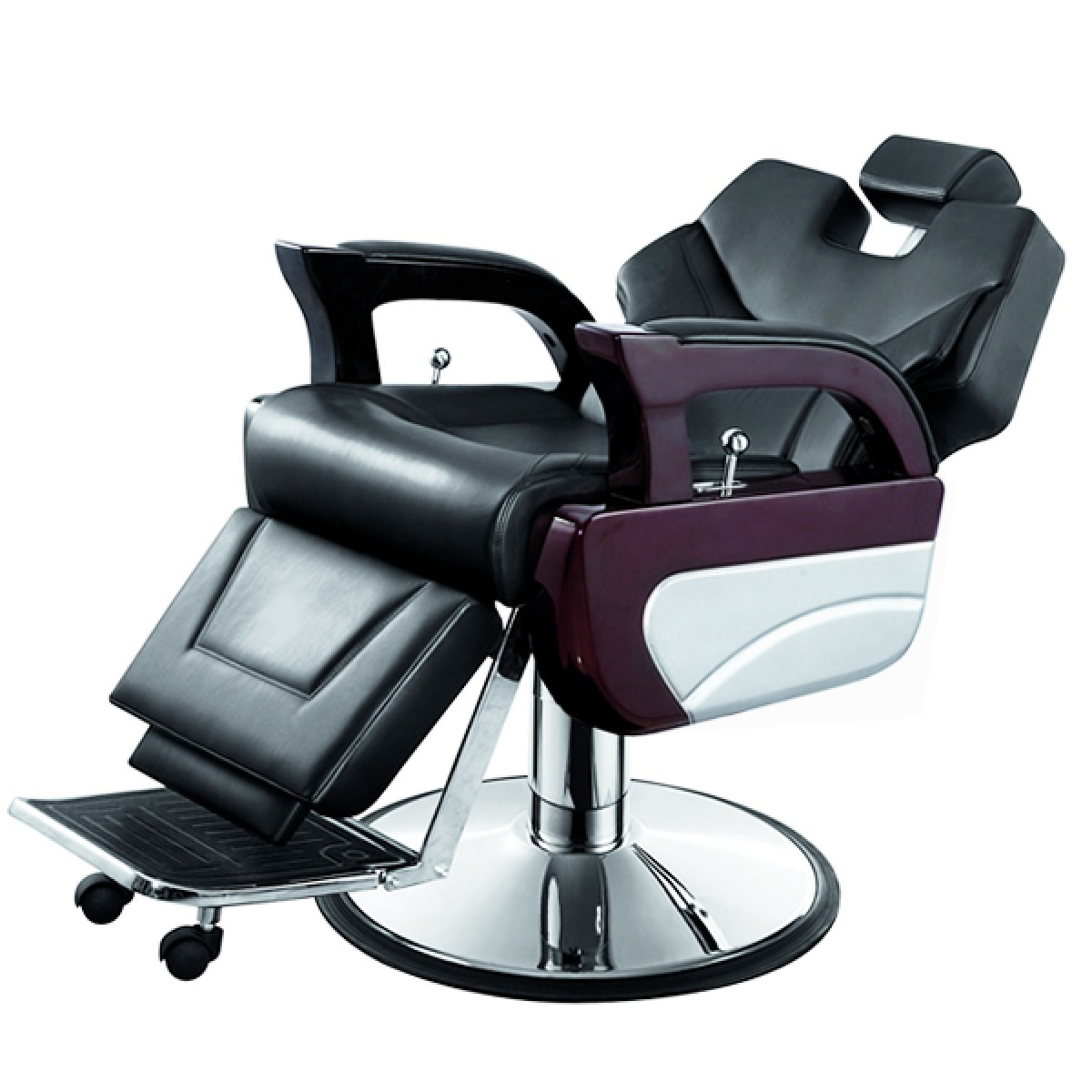 Quot Augusto Quot Barber Shop Chair In Khaki