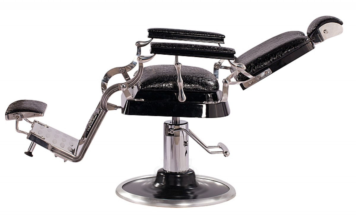 Emperor Antique Barber Chair 7 Colours Free