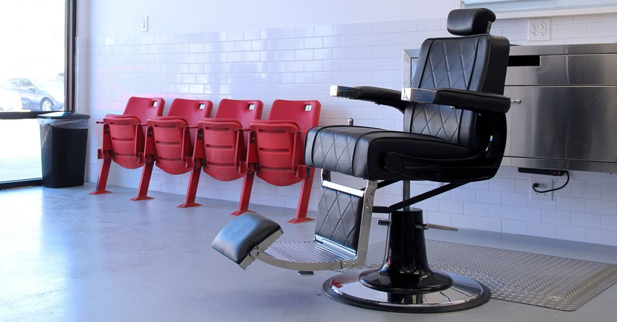 barber chairs near Portland, OR