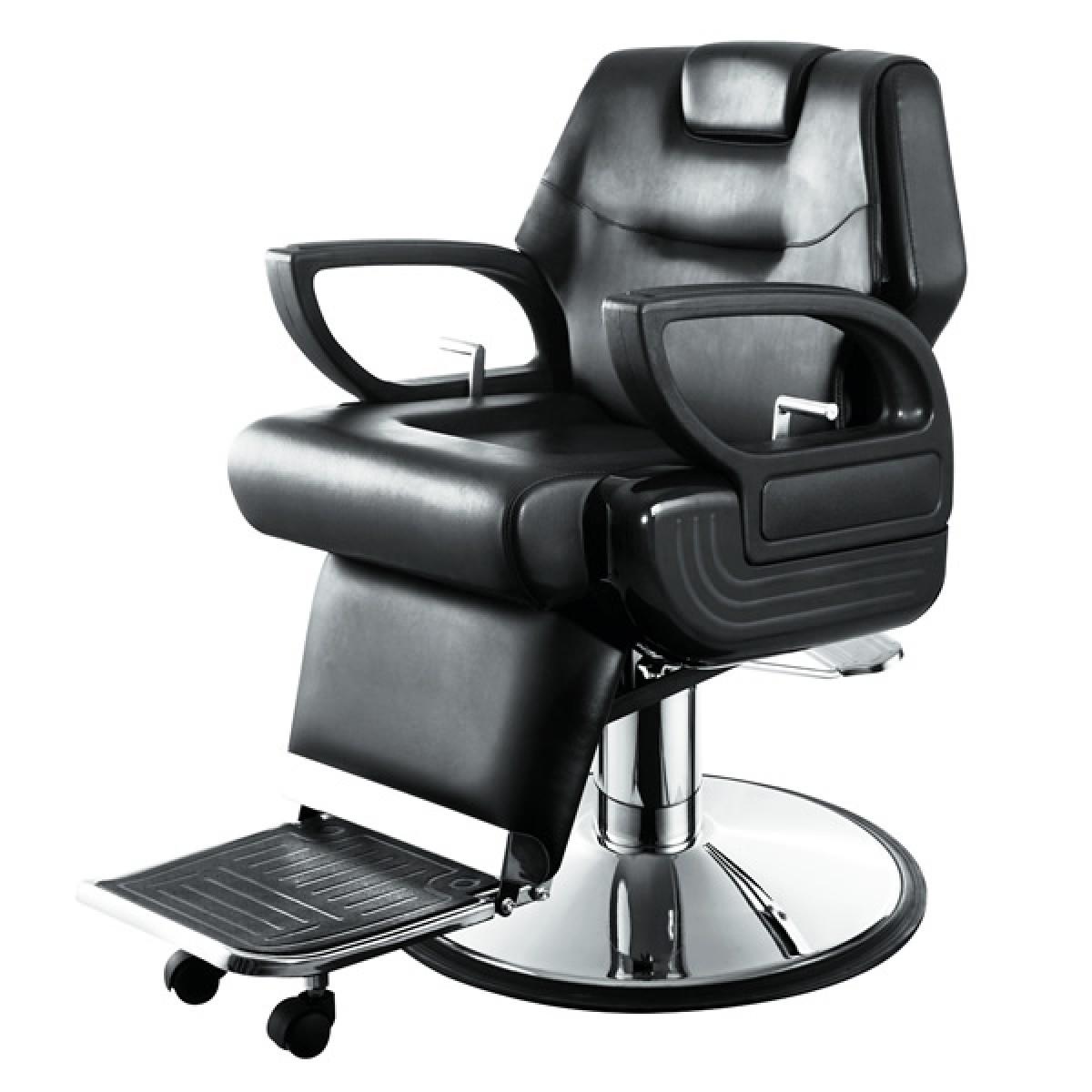 CAESAR  Barber Chair with Heavy Duty Hydraulic Pump  sc 1 st  AGS BEAUTY & CAESAR