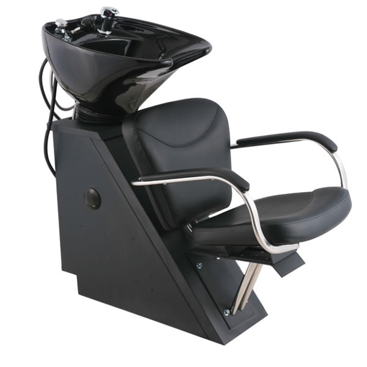 Paris shampoo bowl backwash unit for Salon machine outil paris