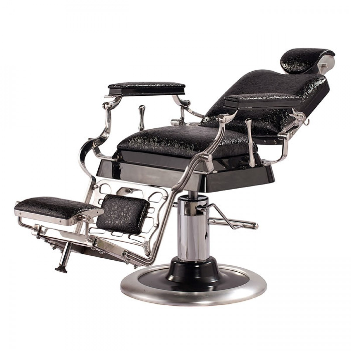 Emperor barber chair antique barber chairs barbershop for Salon equipment prices