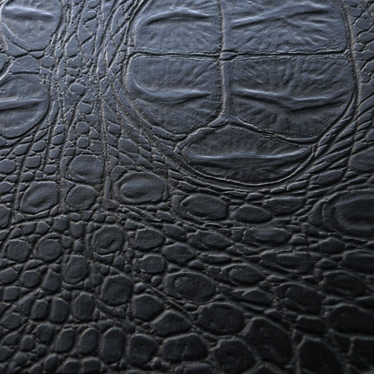 078 Black Crocodile