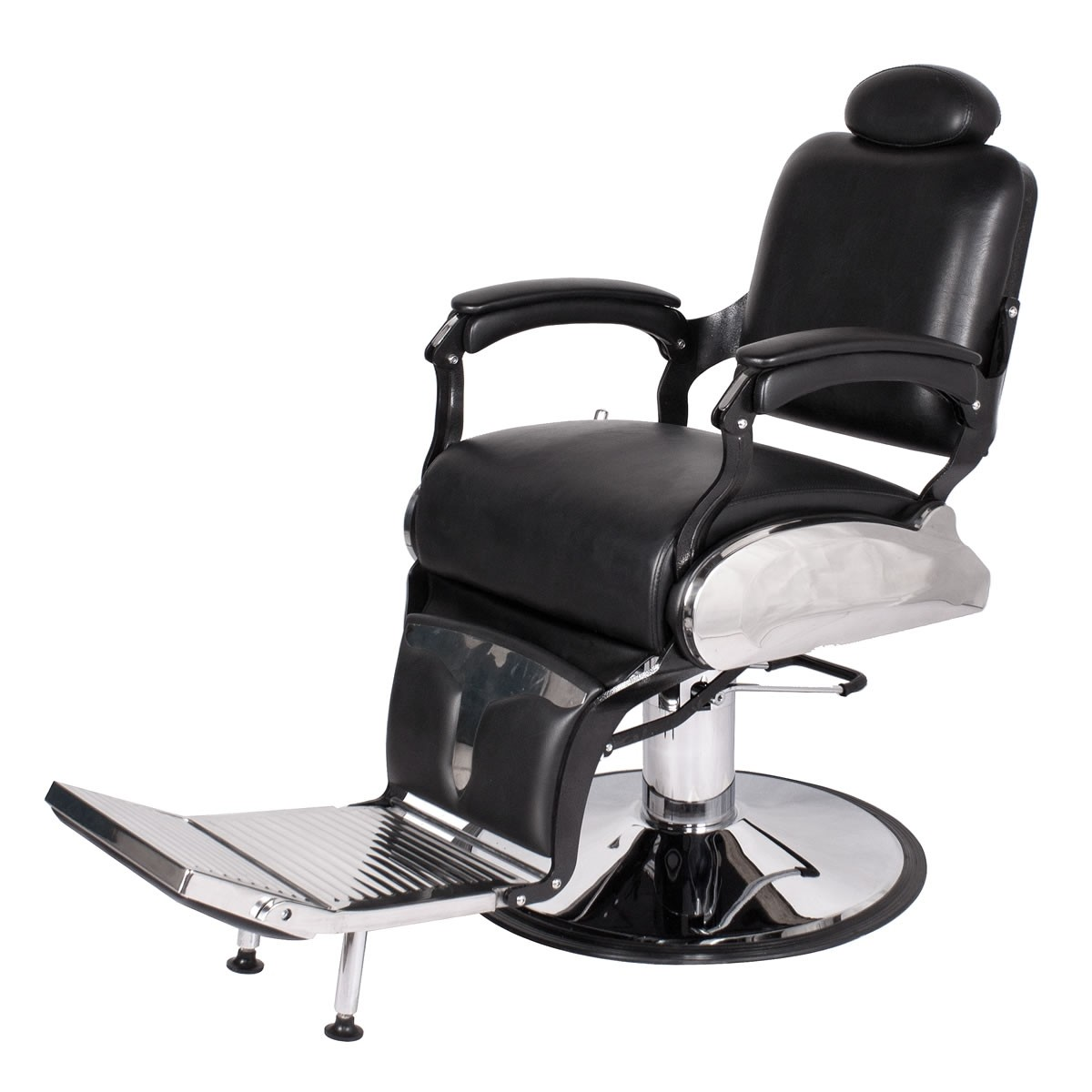 """ZEUS"" Heavy Duty Barber Chair, ""ZEUS"" Heavy Duty Barbershop Chairs"