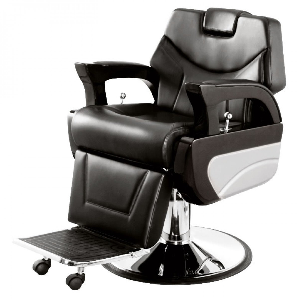 """AUGUSTO"" Heavy Duty Barber Chairs, Heavy Duty Barbershop Chairs"