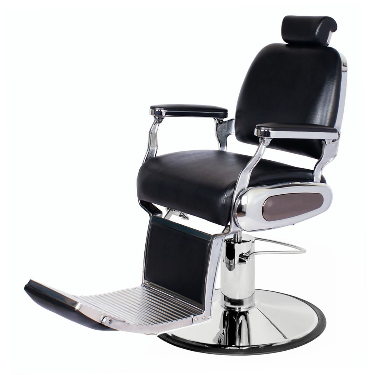"""ORSINI"" Heavy Duty Barber Chair - Heavy Duty Barber Shop Chairs"