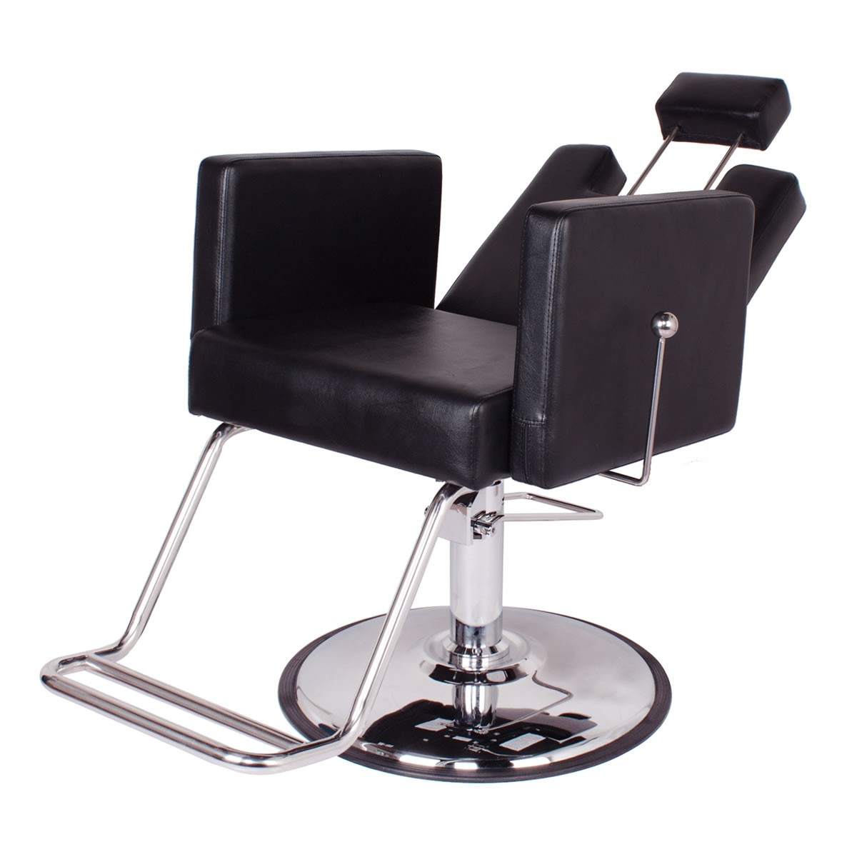 """CANON"" Reclining Salon Chair, Reclining Shampoo Chair, All Purpose Salon Chair"