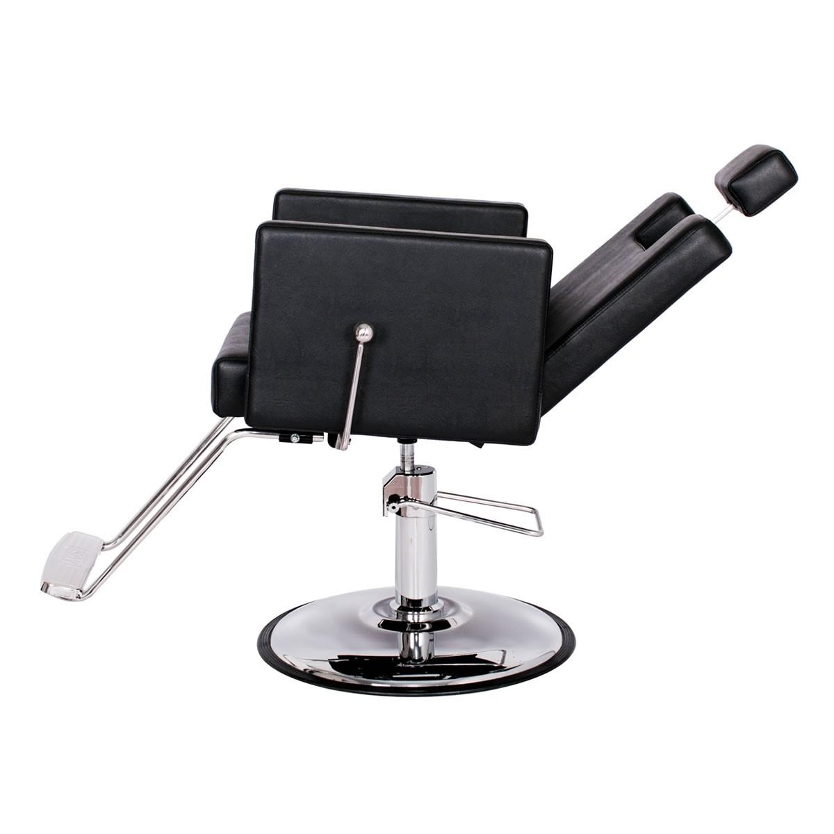 """""""CANON"""" Reclining Salon Chair, Reclining Shampoo Chair, All Purpose Salon Chair"""
