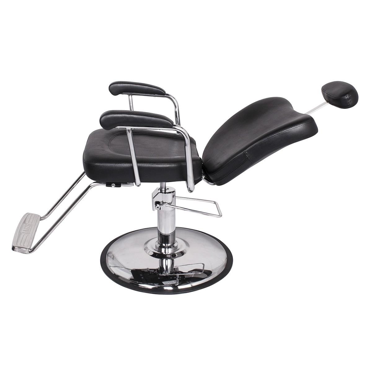 """DALLAS"" Reclining All-Purpose Salon Chair, All Purpose Styling Chair, Reclining Salon Chair"