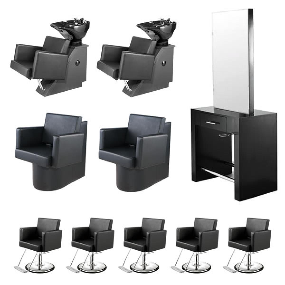 """CANON"" Salon Equipment Package, Salon Furniture Package, Wholesale Salon Equipment"