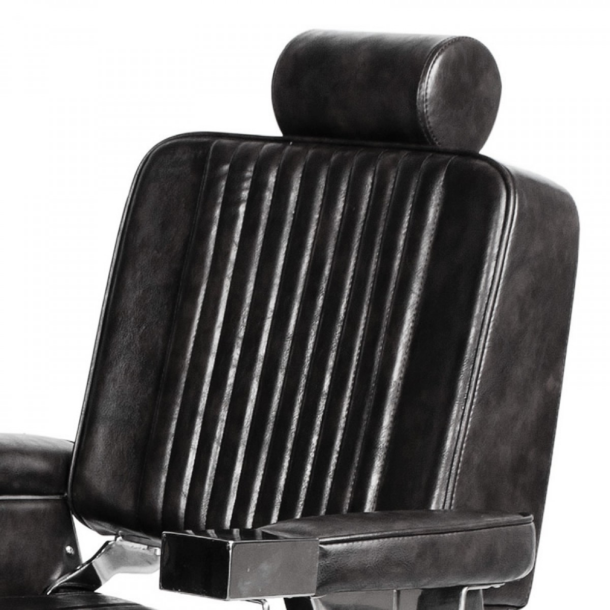 Backrest for Constantine Barber Chair, Without Headrest (Made To Order)