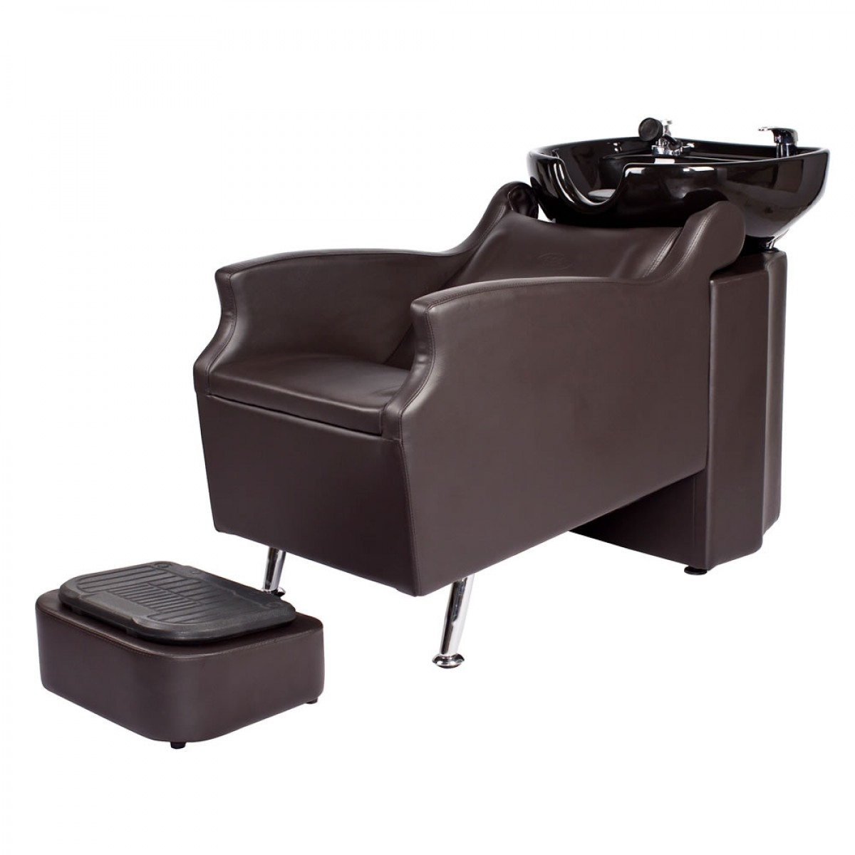 """ISLAND"" Salon Backwash Shampoo Sink, Shampoo Backwash System"