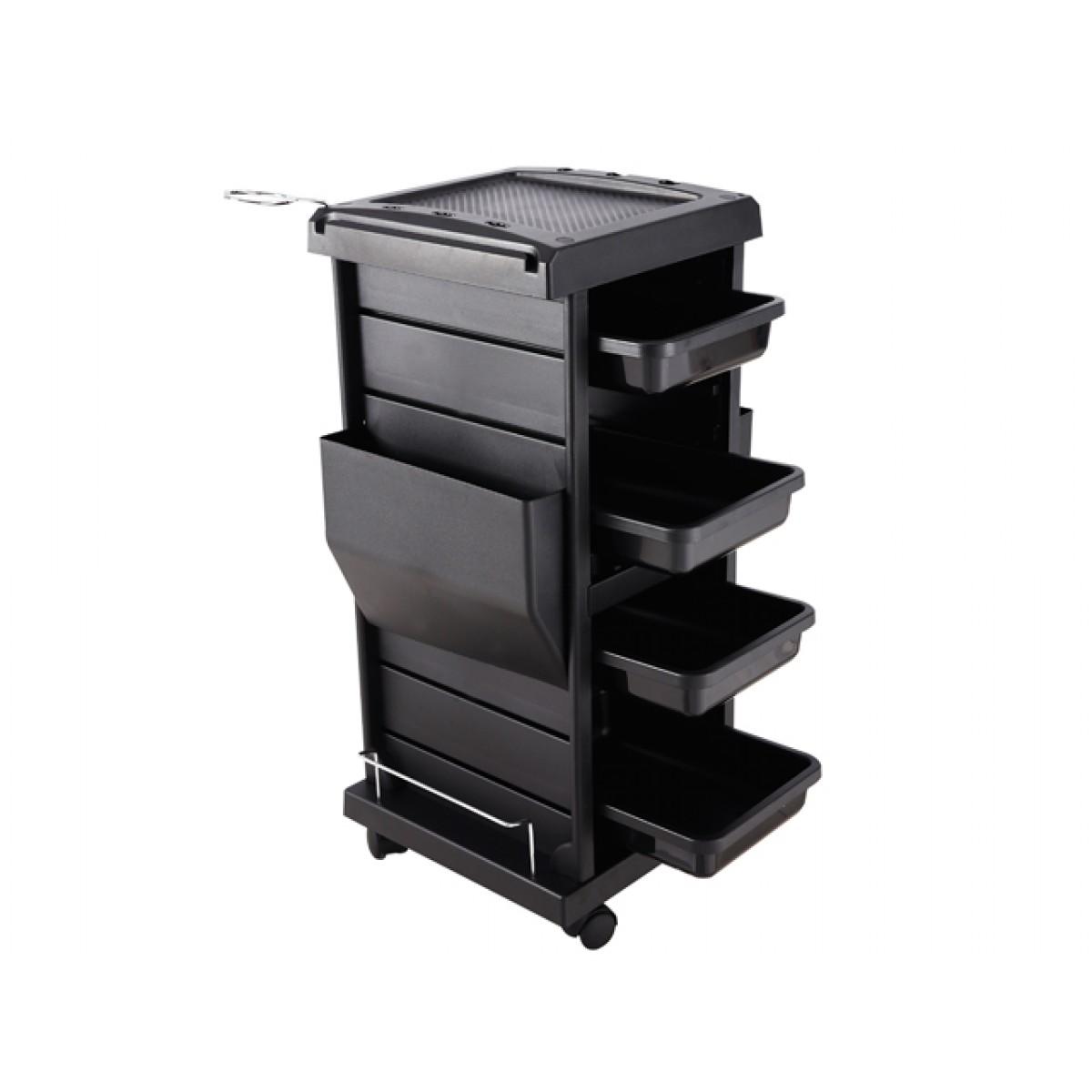 """OPTIMUS"" Multi-Purpose Salon Trolley Cart"