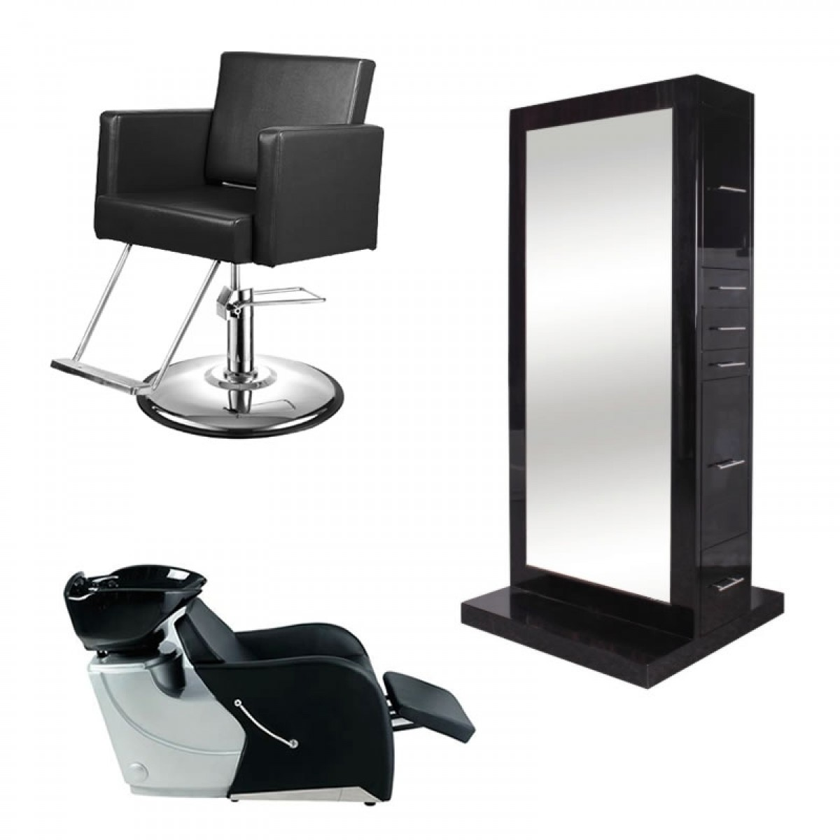 Salon Equipment Package, Salon Furniture Package, Wholesale Salon Equipment (SALE)