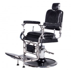 """EMPEROR"" Antique Barber Chair (7 Colours, Free Shipping)"