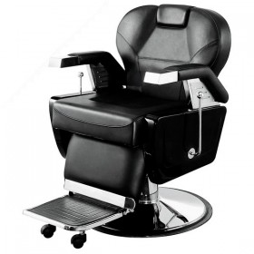 """ALEXANDER"" Barber Chair with Heavy Duty Pump (Free Shipping)"
