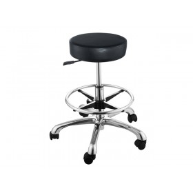 """AMY"" Stool with Footrest Ring (Free Shipping)"