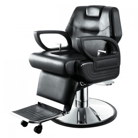 """CAESAR"" Barber Chair with Heavy Duty Pump (2 Colours, Free Shipping)"