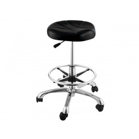 """ERATO"" Hairdressing Stool with Footrest Ring (Free Shipping)"