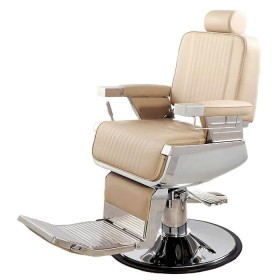 """CONSTANTINE"" Barber Chair in Khaki (Free Shipping)"