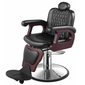 """SENATOR"" Antique Barber Chair (3 Colours, Free Shipping)"