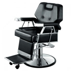 """HADRIAN"" Barber Chair with Heavy Duty Pump (2 Colours, Free Shipping)"