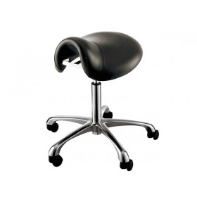 """HERMES"" Saddle Salon Stool (Free Shipping)"