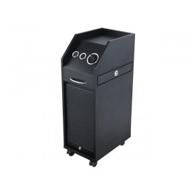 """MOCO"" Multi-function Salon Trolley (Black, Free Shipping)"