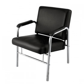 """PLATA"" Shampoo Chair with Chrome Legs (Free Shipping)"