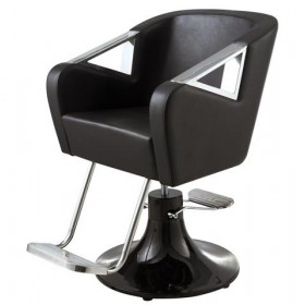 """SAVOY"" Luxurious Salon Styling Chair - BROWN (Free Shipping)"