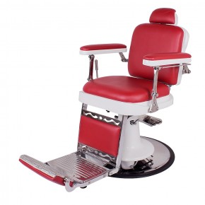 """MAESTRO"" Vintage Barber Chair - ""MAESTRO"" Vintage Barbershop Chair, ""MAESTRO"" Vintage Barber Shop Chairs"