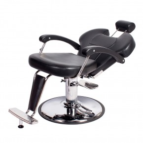 Reclining Salon Chair, Reclining Barber Chair, All Purpose Salon Chair