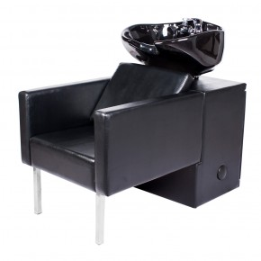 """AMSTERDAM"" Backwash Shampoo System, Backwash Shampoo Bowl"