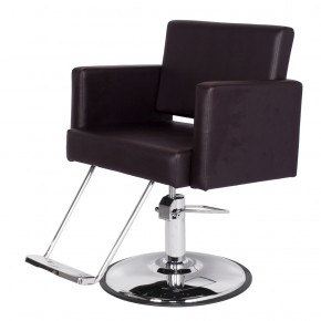 """GRAND CANON"" Extra Large Salon Chair, Oversize Styling Chair, Plus Size Salon Chair for Big People"
