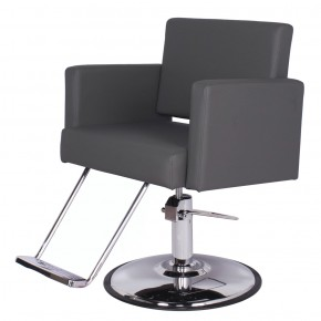 """GRAND CANON"" Extra Large Salon Chair, Oversize Styling Chair, Extra Wide Salon Chair for Big People"