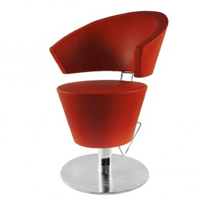"""ATHENA"" hair styling chairs, hair salon furniture"