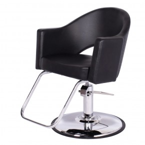 """FONTAINEBLEAU"" Italian Styling Chair, Italian Salon Chair, Italian Salon Furniture"