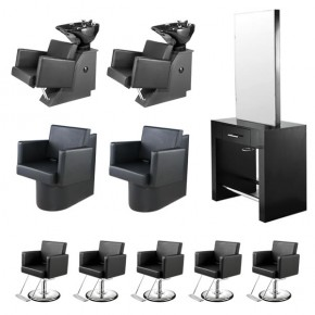 """CANON"" Salon Equipment Package, Salon Furniture Package, Wholesale Salon Equipment"