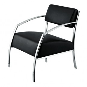"""DORADO"" Single Salon Reception Chair, salon equipment wholesale"