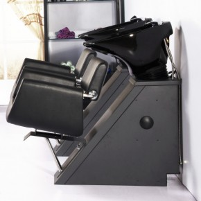 """ATLAS""  Backwash Shampoo Bowl, Backwash Shampoo System, Shampoo Station"