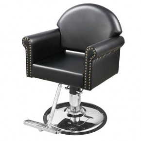 """GONZAGA"" Luxurious Styling Chair, Luxurious Salon Chair"