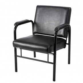"""PLATA"" Shampoo Chair with Black Legs (Free Shipping)"
