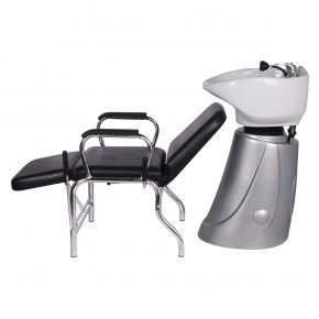 """PACIFIC"" Compact Shampoo Wash Unit, Compact shampoo bowl, Compact shampoo sink"