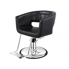 """GRAND MAGNUM"" Extra Large Salon Chair, ""GRAND MAGNUM"" Over-Sized Styling Chair"
