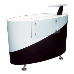 """ALEXA"" Salon Reception Desk"